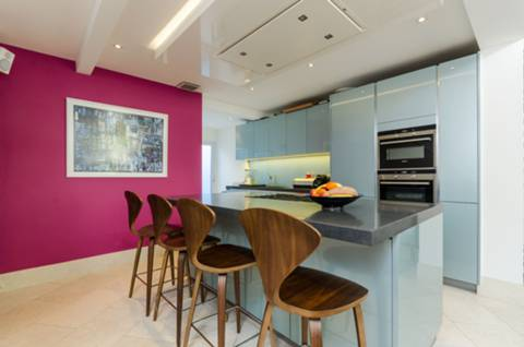 Kitchen in SW6