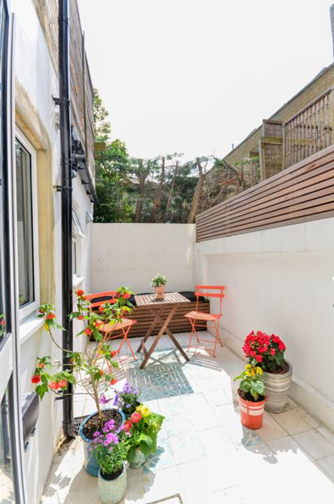 Patio in SW6