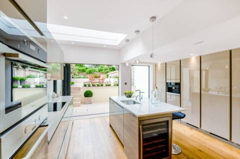Kitchen in SW4