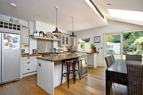 Kitchen/Breakfast Room in W4