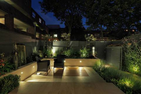 Garden in W2