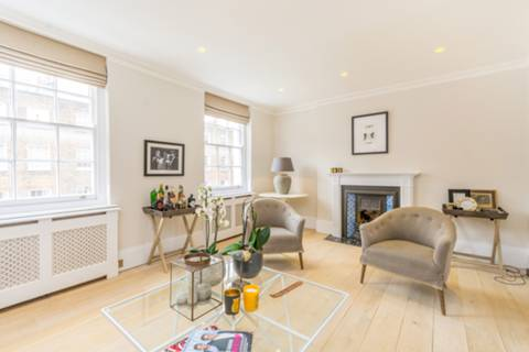 Reception Room in W1H