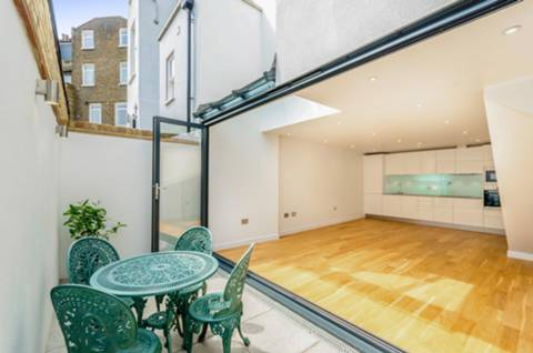 Patio in NW1