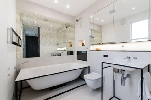 En Suite Bathroom in W14