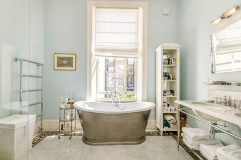 En Suite Bathroom in SW3