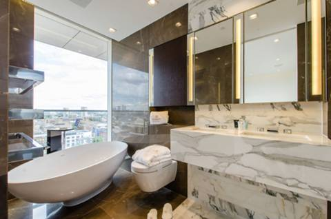 En Suite Bathroom in SE1