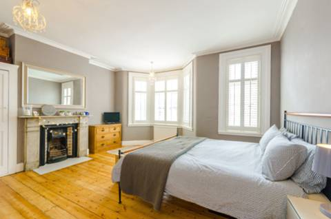 Master Bedroom in E11