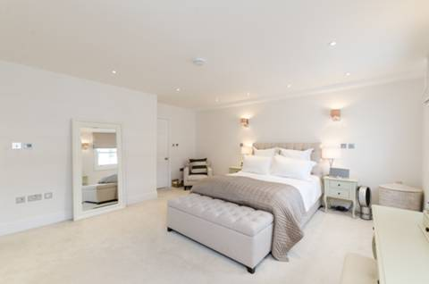 Master Bedroom in SW1V