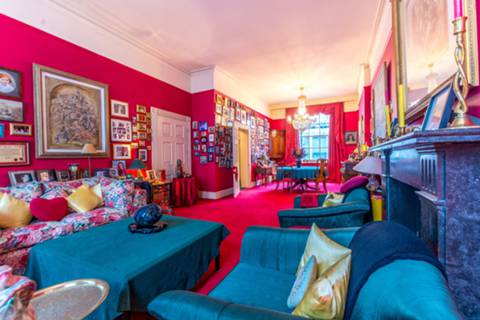 First Reception Room in W1H