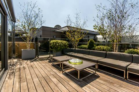 Roof Terrace in NW8