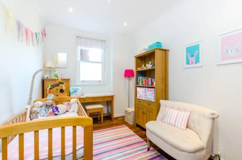 Third Bedroom in NW3