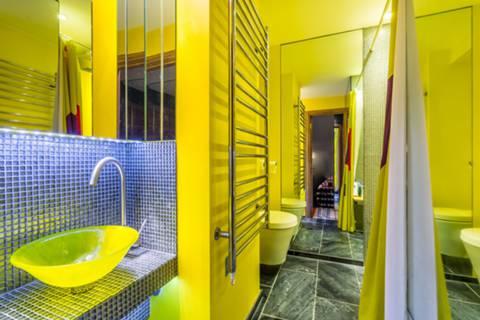Shower Room in W11