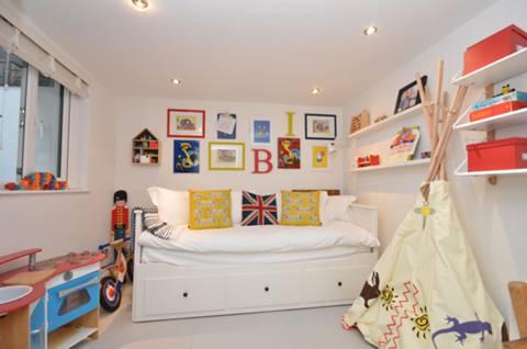 Fourth Bedroom in GU1