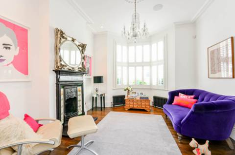 Double Reception Room in SE22