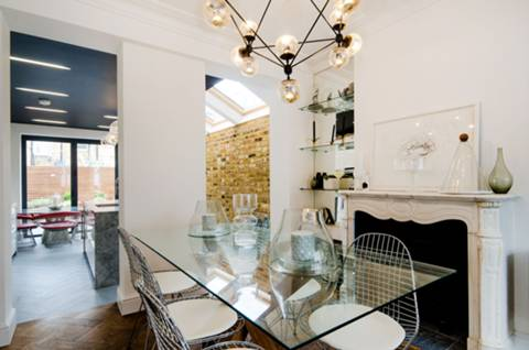 Reception Room/Dining Room in SW6