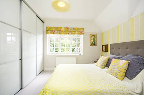Master Bedroom in NW11