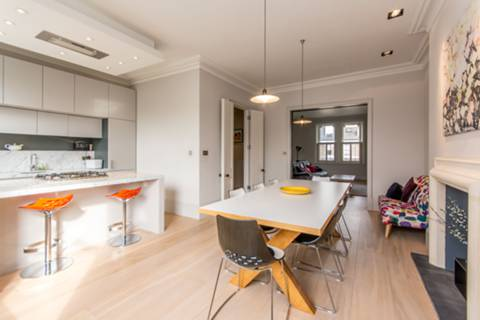 Kitchen/Dining Room in W14