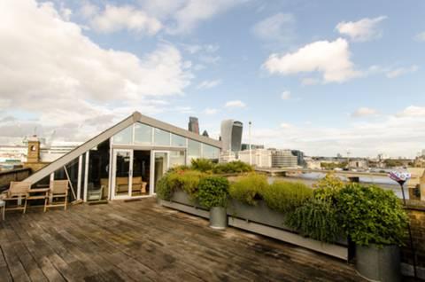 Roof Garden in SE1