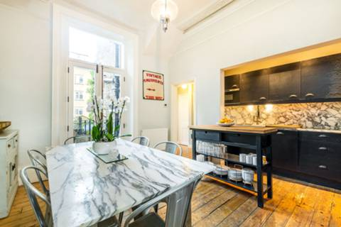Kitchen/Dining Room in W10
