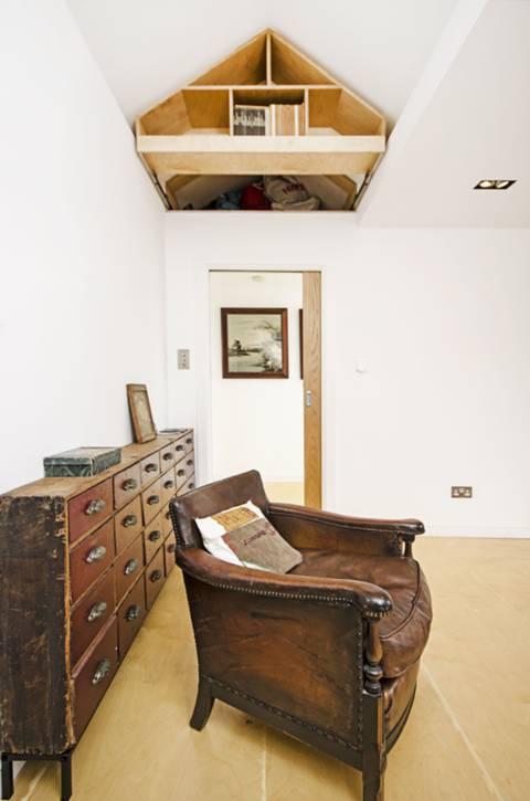 Master Bedroom in E5