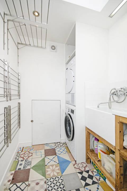 Laundry in E5
