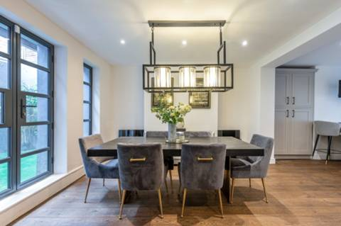 Dining Room in SW10