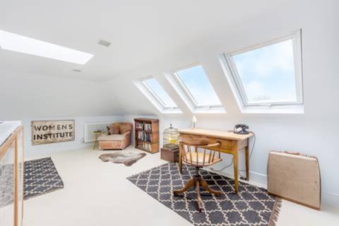 Loft Room in W3