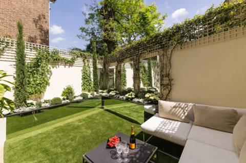 Garden in SW3