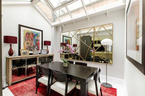 Dining Room in SW1P