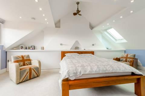 Master Bedroom in N2