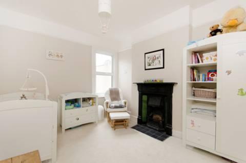 Second Bedroom in HA1