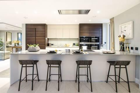 Kitchen in W1F