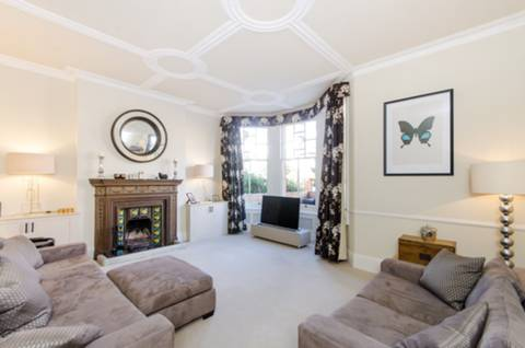 First Reception Room in SW2