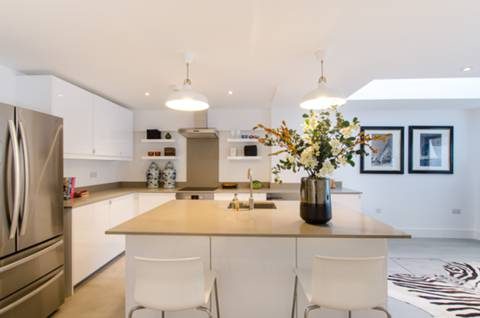 Kitchen in SW10