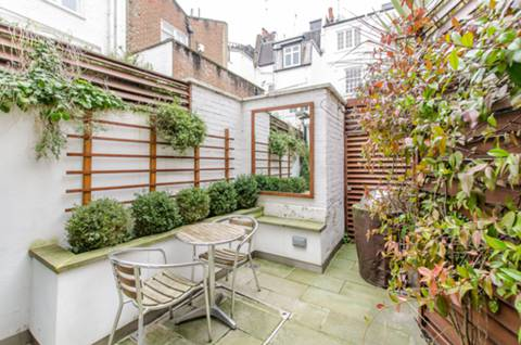 Patio in SW7