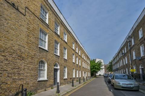 Hermit St, London EC1V, UK - Source: Foxtons