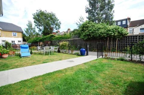 Garden in SW12