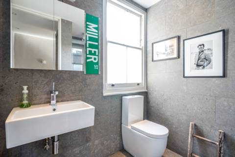 Shower Room in NW6