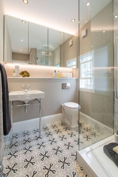 Shower Room in WC1N