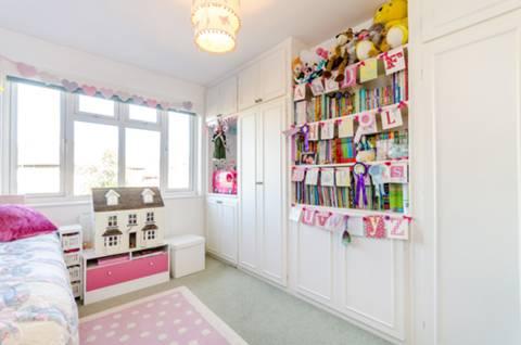 Third Bedroom in KT2