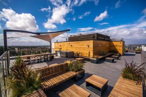 Communal Roof Terrace in CR0