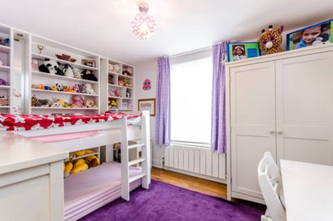 Fourth Bedroom in SW18