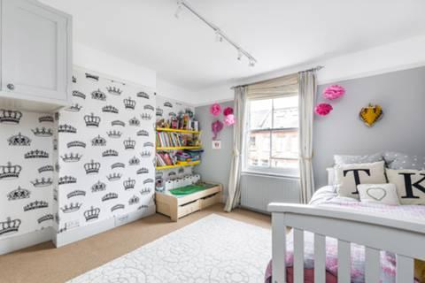 Third Bedroom in TW2