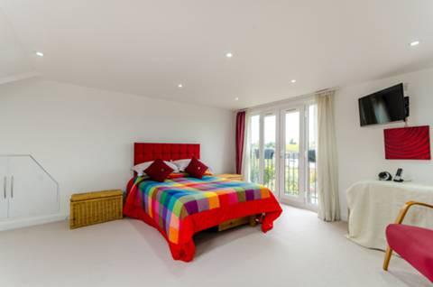 Master Bedroom in KT3