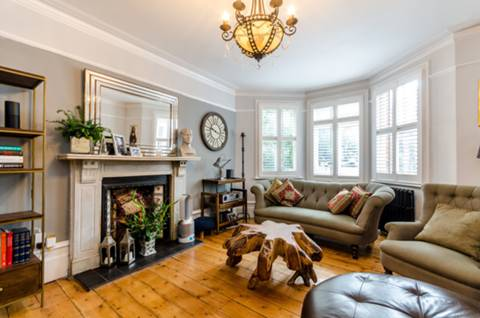 Second Reception Room in TW12