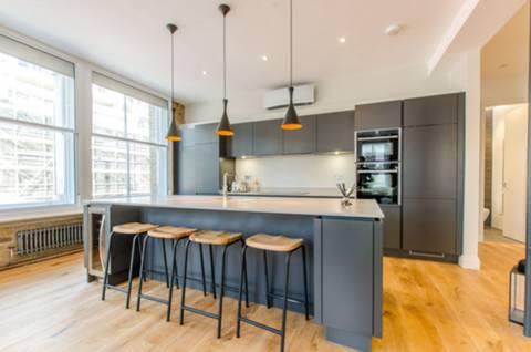 Kitchen in EC2A