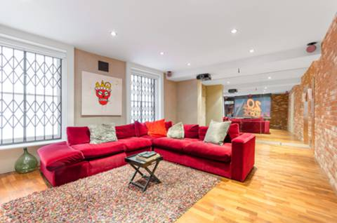 Cinema Room in E9