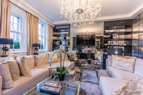Reception Room in W1K