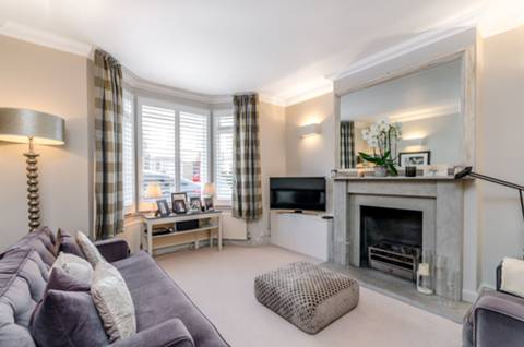 Reception Room in SW13