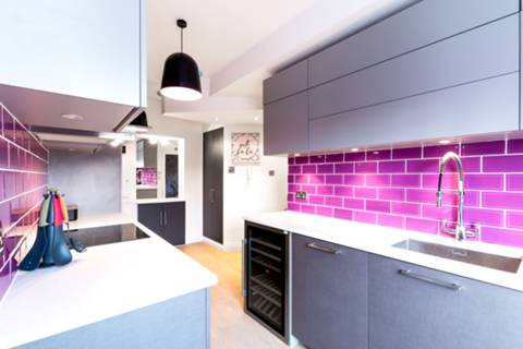 Kitchen in SW1P